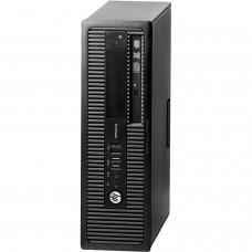 HP Business Desktop ProDesk 600 Tower Desktop Computer - C2D 2gb RAM 160gb HDD GHz