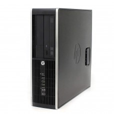 HP Desktop Computer Compaq Pro 6200 Desktop Intel Core i3  3.10GHz 4GB DDR3 250GB Hard Drive (Refurbished)