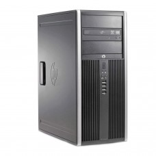 HP Desktop Computer Compaq Pro 6200 Tower Intel Core i7 3.40GHz 4gb DDR3 Ram 250gb Hard Drive ( Refurbished)